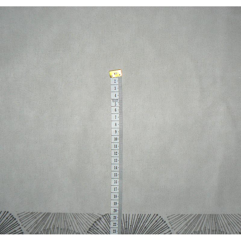 Bavlněný flanel látka 32x52cm světle šedá kruhy zbytek na patchwork (1V129) 908655034a1